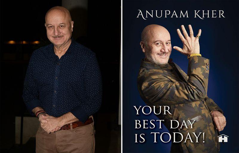 Anupam Kher book
