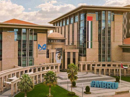 MBRU Dubai