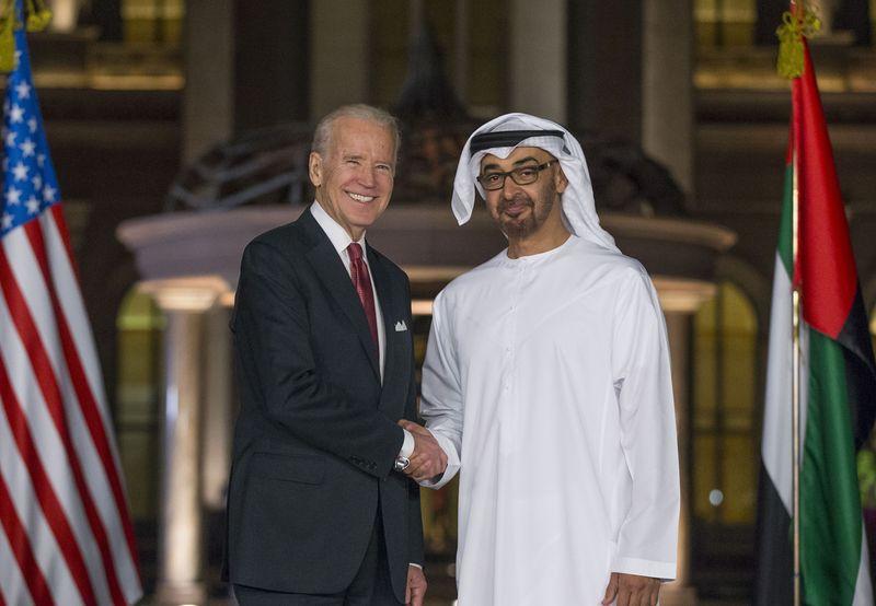 Biden Zayed