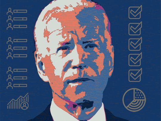 Joe Biden, President Elect of the United States