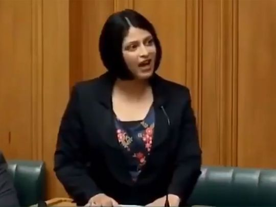 New Zealand's First Indian-origin MP Addresses Parliament in Malayalam