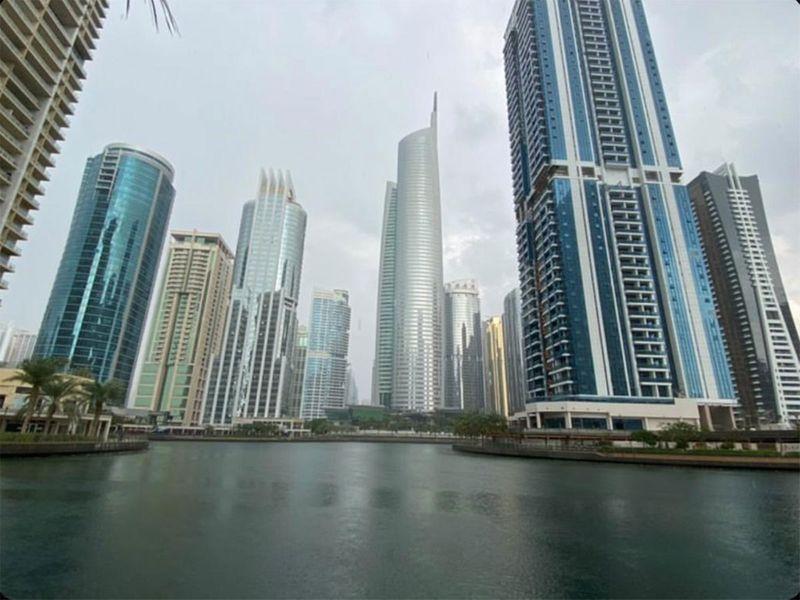 Rain in UAE (Adil Ali)