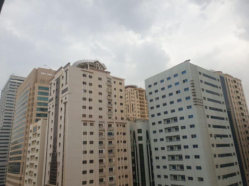 Sharjah rain/Falah Gulzar
