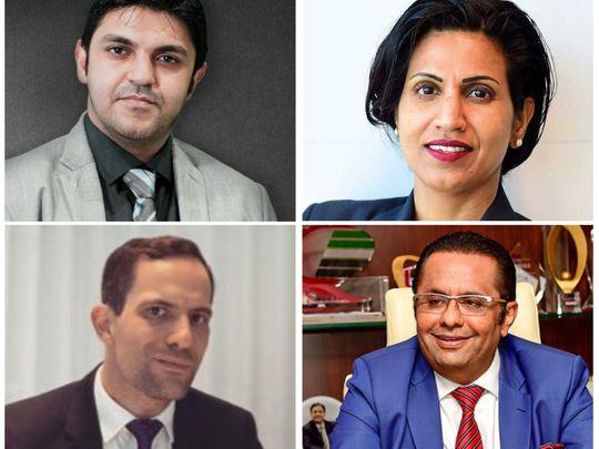 UAE business executives