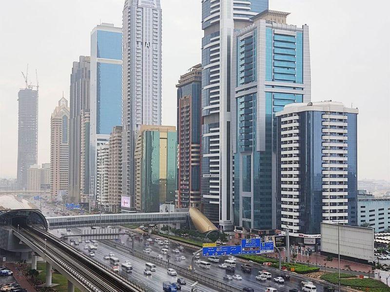 UAE rain (Tanvi Shah)