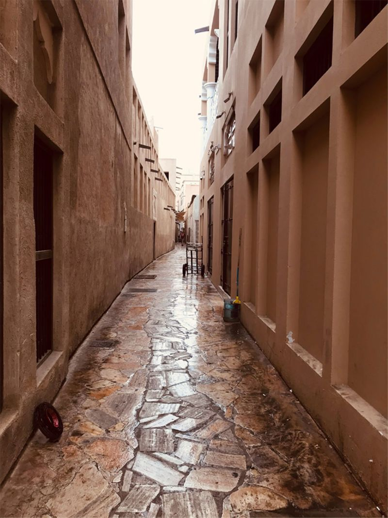 UAE rain Abdul Rahim Baloch