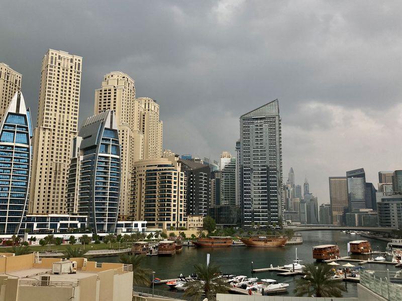 UAE rain MS Manisha