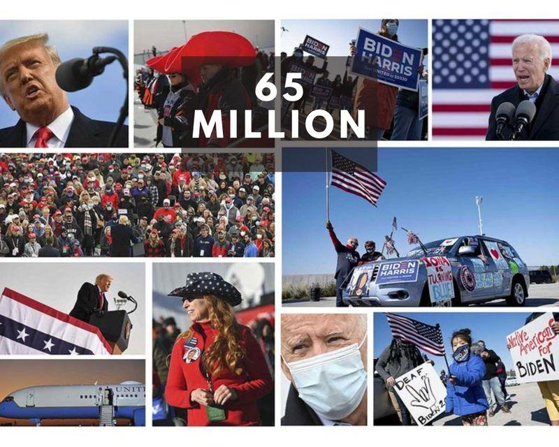 65 million coronavirus