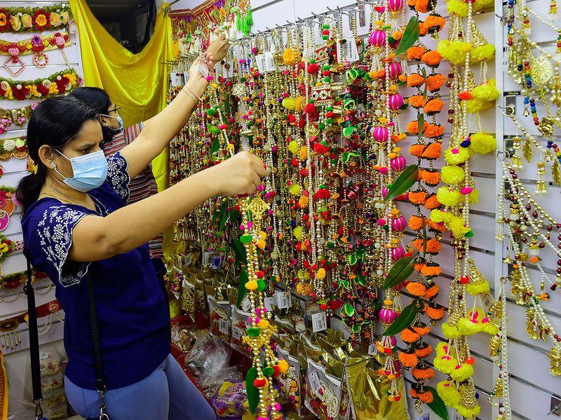 Diwali in Bur Dubai