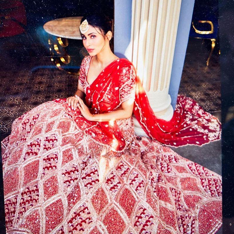 Mouni Roy Diwali
