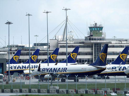 STOCK Ryanair