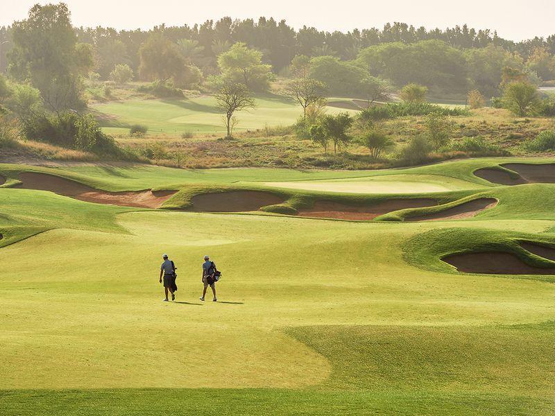 The Fire Course at Jumeirah Golf Estates