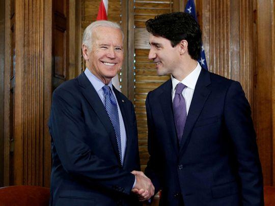 201110 Trudeau Biden
