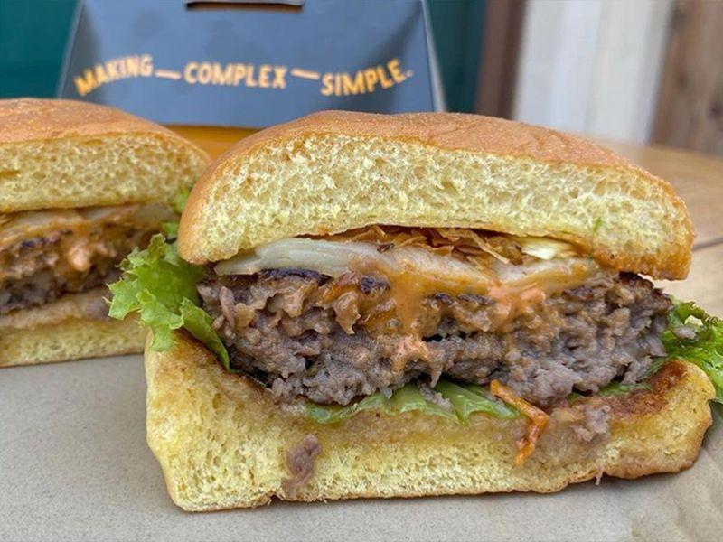 3Fils Wagyu Burger