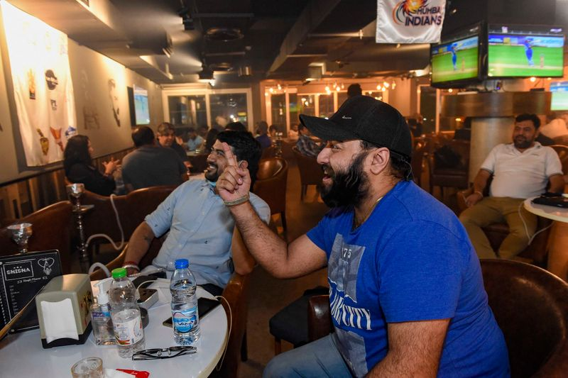 Despite the enthusiasm, Delhi Capitals went down to Mumbai Indians