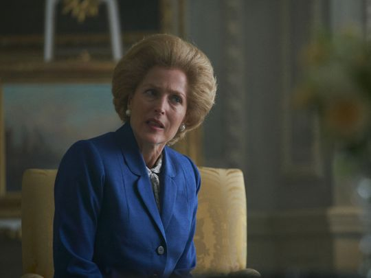 Gillian Anderson in the Crown 2-1604989459632