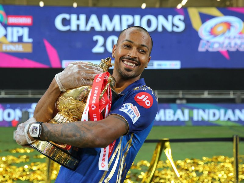 Party time for Mumbai Indians