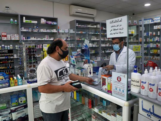 20201111_Lebanon_pharmacy