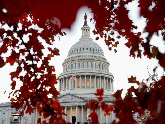 Capitol Washington
