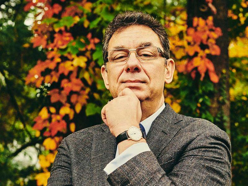 Dr Albert Bourla, CEO of Pfizer