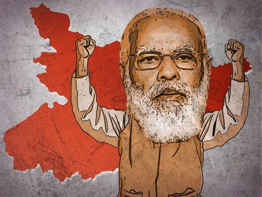 Modi wins Bihar