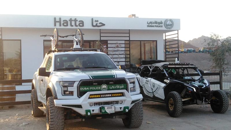 Check out these special Dubai Police patrol vehicles in Hatta | Uae – Gulf News