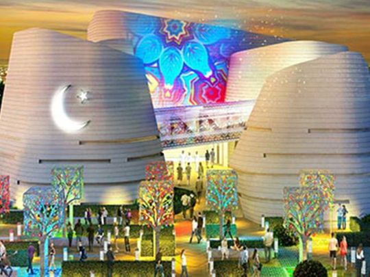 Pakistan Pavilion at Expo Dubai