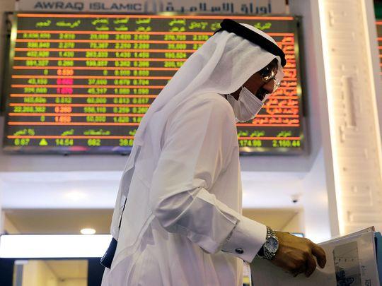 Stock Dubai Stock market DFM