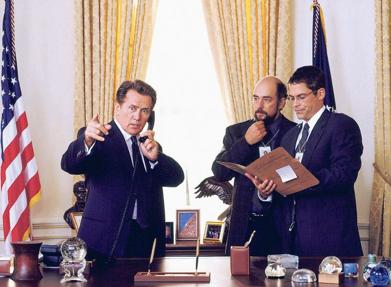 The West Wing series