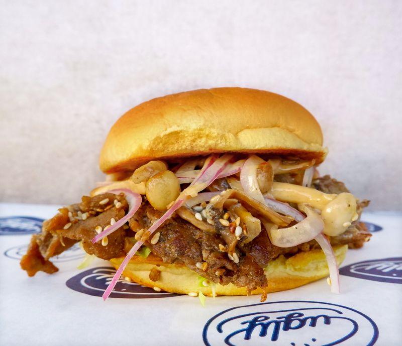 ugly burger