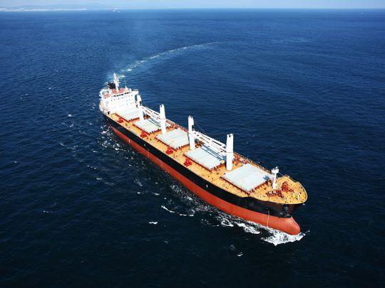 ADNOC Ultramax bulk carrier