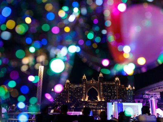 Diwali at The Palm