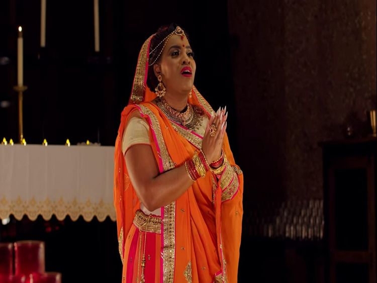 American singer Mary Millben releases virtual performance of 'Om Jai  Jagdish Hare' for Diwali 2020   Americas – Gulf News
