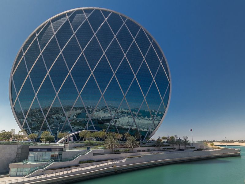 Abu Dhabi's Aldar in deal with world's biggest venture capital investor Fifth Wall for 'proptech'