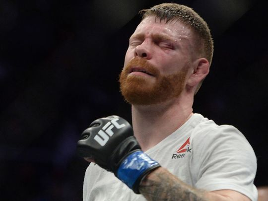 Paul Felder has stepped in for UFC fight at short notice