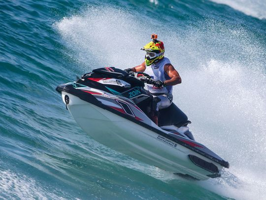The H20 Aquabike season is now looking ahead to 2021