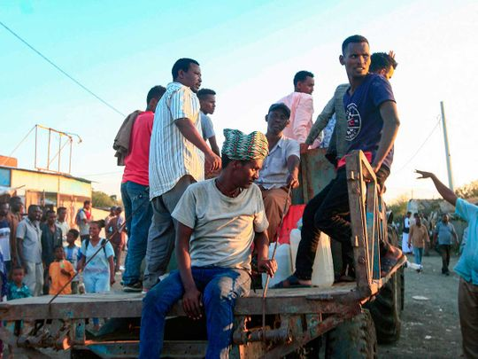Ethiopia Tigray fighting