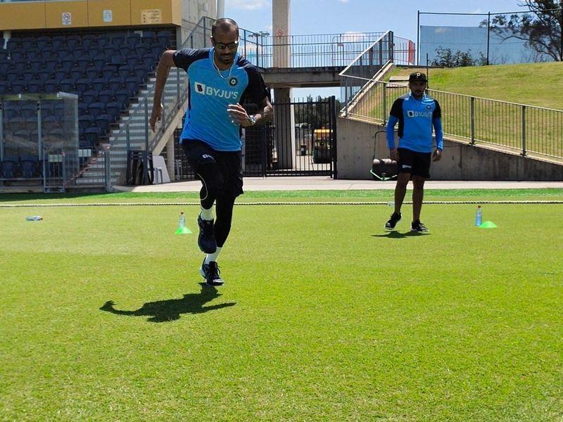 India training in Australia