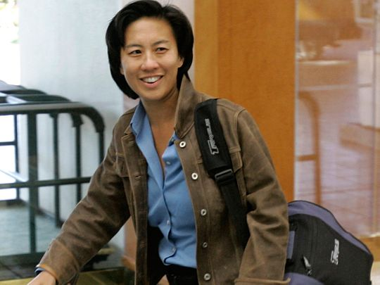Kim Ng has been appointed GM of Miami Marlins