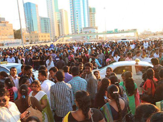 Kuwait expats