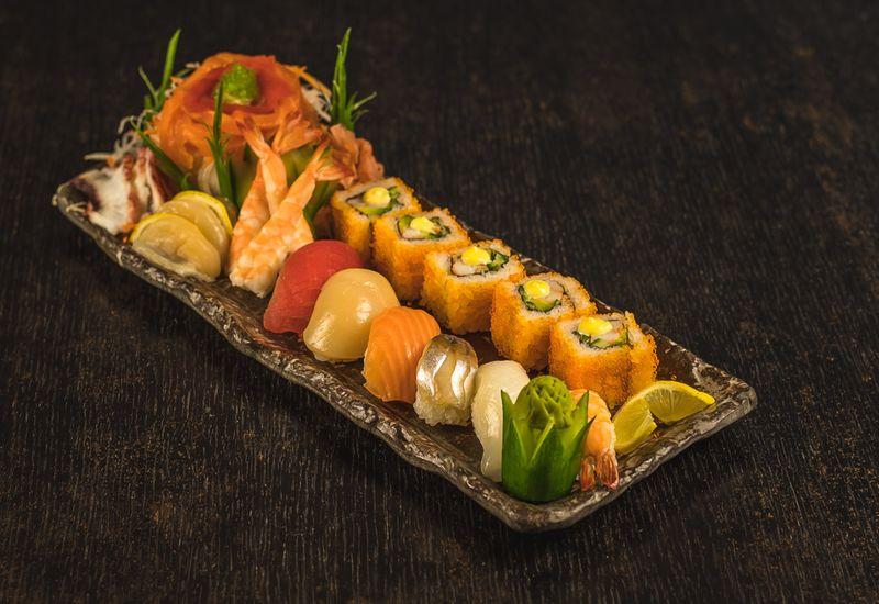 Radisson blue Minote Sushi