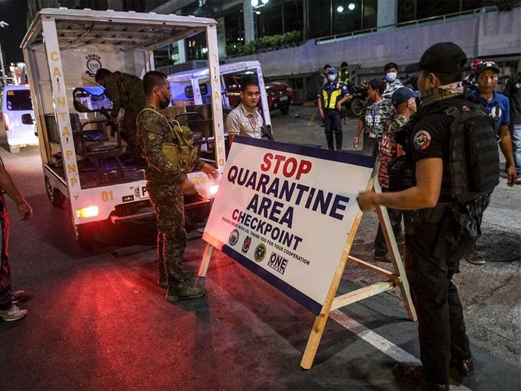 0201116 lockdown philippines