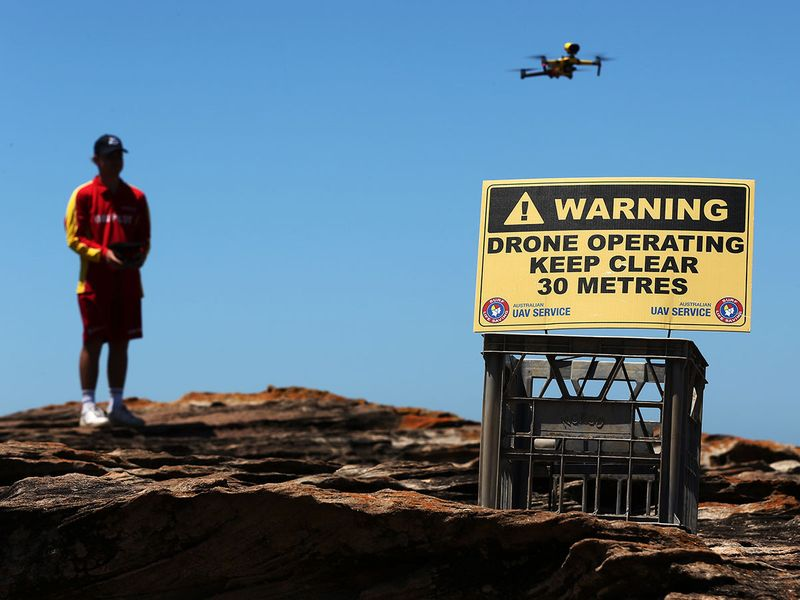 Drones Patrol gallery