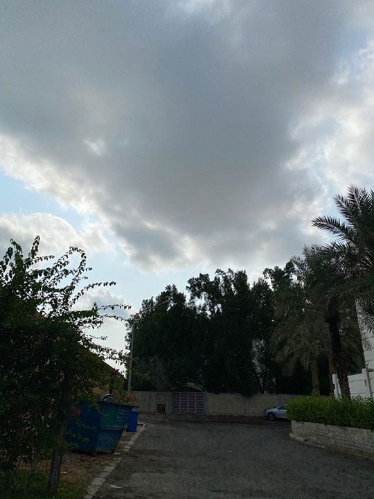 Kuwait Rain