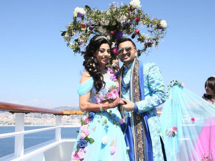 Sana Khan Adel Sajan wedding