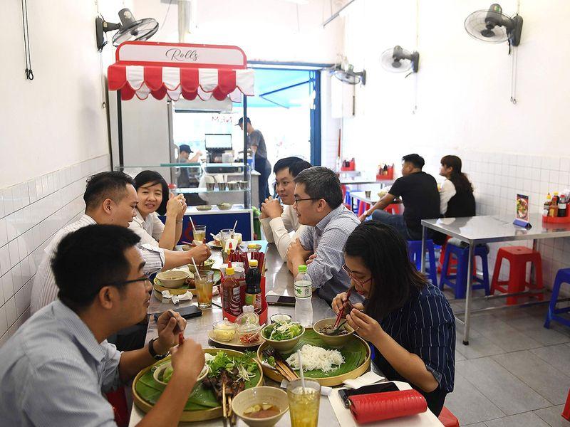 Vietnam noodle soup gallery