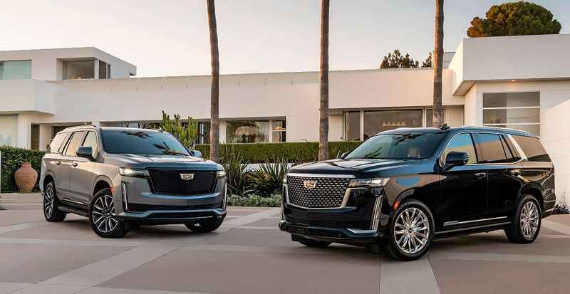 2021 Cadillac Escalade launched in the Middle East | Auto ...
