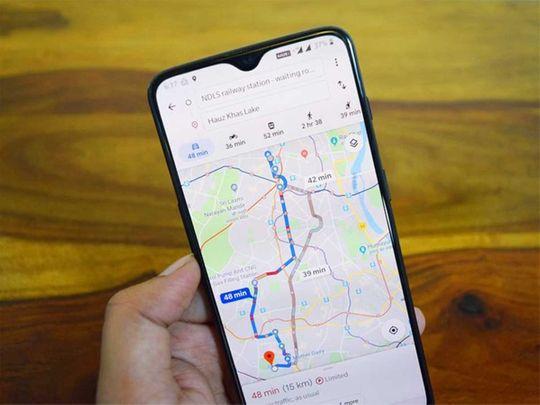 20201117 google maps