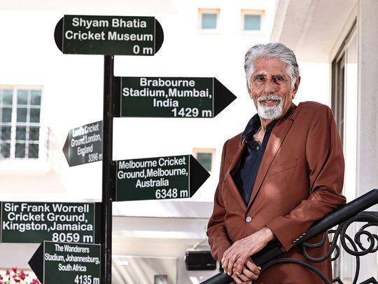 Cricket-Shyam Bhatia