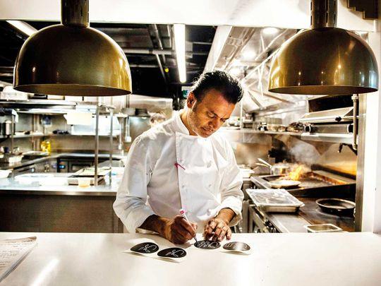 Sash Simpson chef Toronto